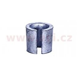redukce tenkého pólu (12.8mm) na standard DIN (17.5mm) +