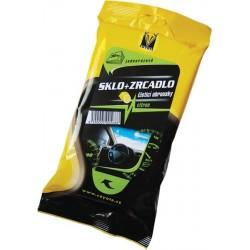 COYOTE Jednorázové čisticí ubrousky - SKLO+ZRCADLO