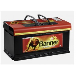 Autobaterie Banner Power Bull 88Ah 700A