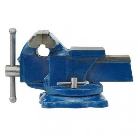 Svěrák zámečnický 100 mm otočný