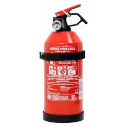 Hasicí přístroj práškový 1 kg ABC