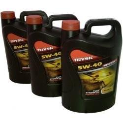 Paramo Trysk Speed 5W-40 4 L