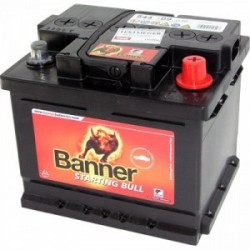 Autobaterie Banner Starting Bull 44Ah 360A