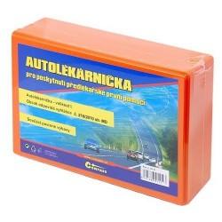 Lékárnička I. plastová velká - 216/2010 sb. MD