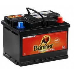 Autobaterie Banner Starting Bull 50Ah 390A